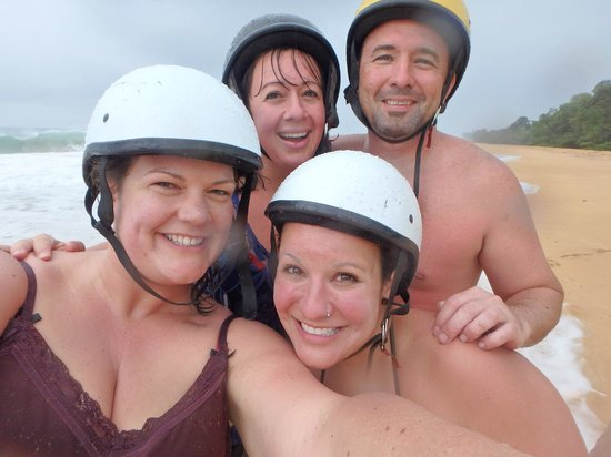 Flying Pirates : Best day in Bocas EVER!