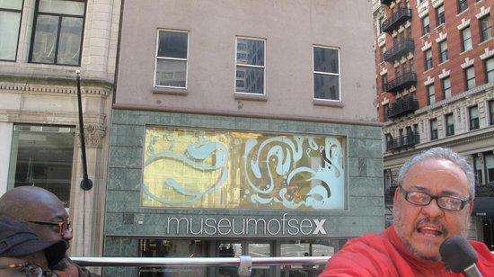 City Sightseeing New York: Jose again