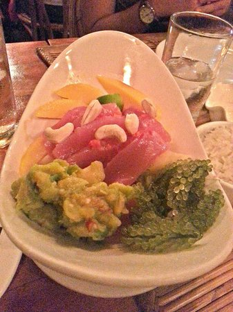 Kalui Restaurant: Tubattaha Salad