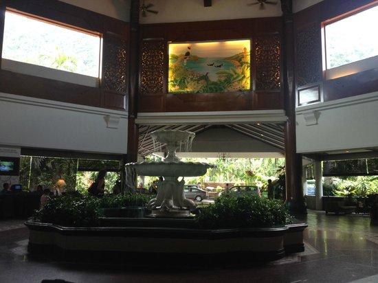 Berjaya Langkawi Resort - Malaysia: Main Lobby