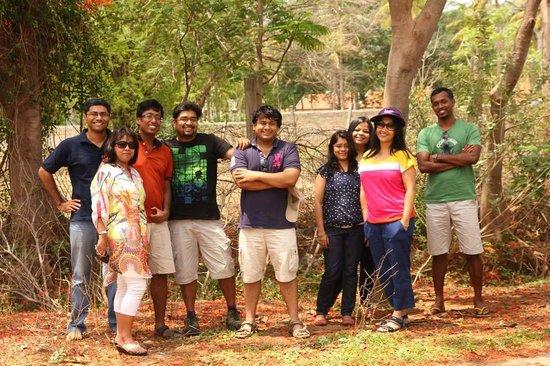 Galibore Nature Camp : The gang
