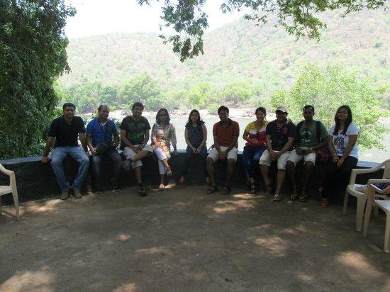 Galibore Nature Camp : Inside camp