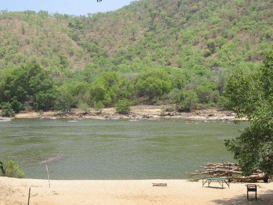 Galibore Nature Camp : River Cauvery