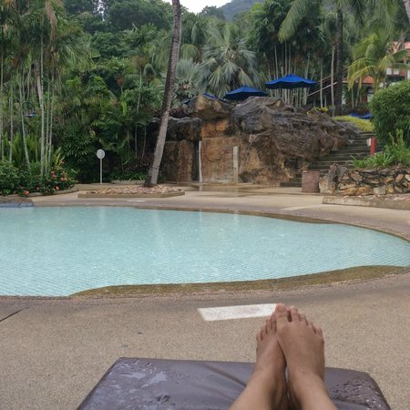 Berjaya Langkawi Resort - Malaysia : Pool side
