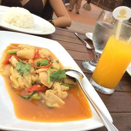 Berjaya Langkawi Resort - Malaysia : Phan Thai Restaurant