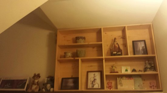 Errantry Lodge & Studio: Stairway