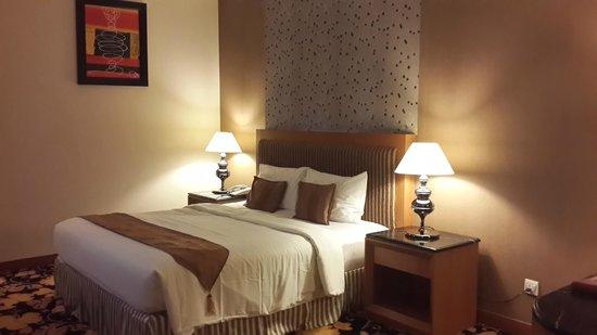Grand Rocky Hotel Bukittinggi: Interior kamar Grand Rocky Hotel