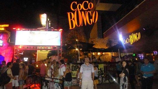 Coco Bongo Cancun: C