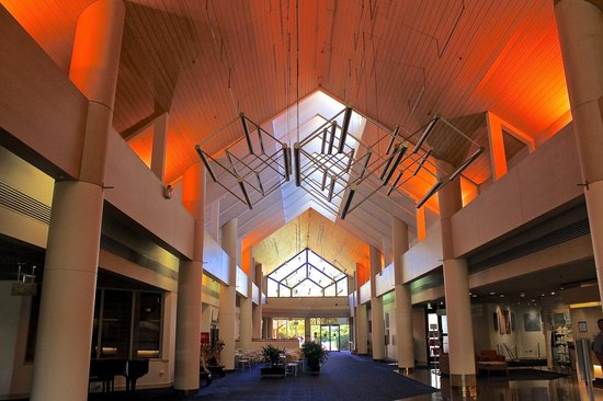 DoubleTree by Hilton Hotel Alice Springs : Reception area