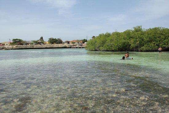 Mangel Halto Beach: very pretty