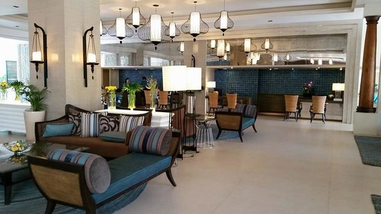 The Bayview Hotel : Lobby Area