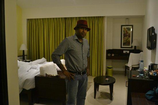 Citrus Goa: Room decor is excellent