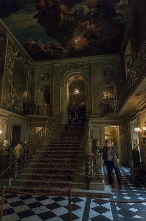 Chatsworth: Stairway