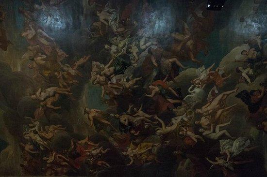 Chatsworth: Ceiling