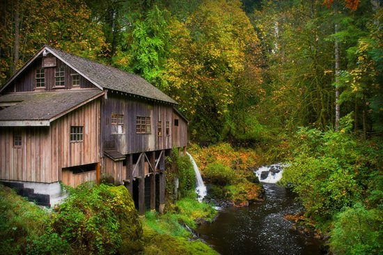 Cedar Creek Grist Mill