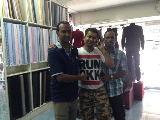 New Moda Custom Tailors: Muthu
