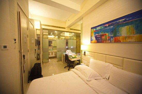 iclub Wan Chai Hotel : Room