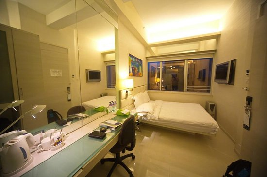 iclub Wan Chai Hotel: Room
