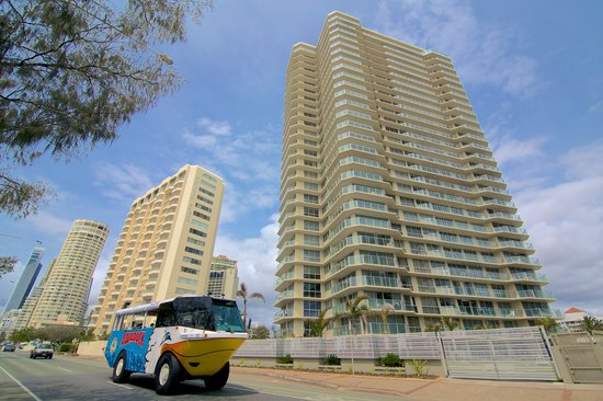 Hi Surf Beachfront Resort Apartments: Hi Surf Beachfront Reosrt Apartments
