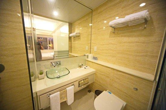 iclub Wan Chai Hotel: Bathroom