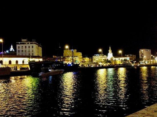 Marea By Rausch: Vista de Cartagena desde el restaurante
