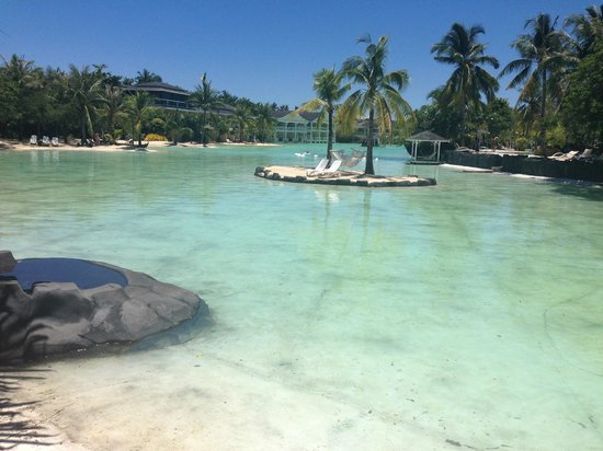 Plantation Bay Resort And Spa: Salzwasserlagune