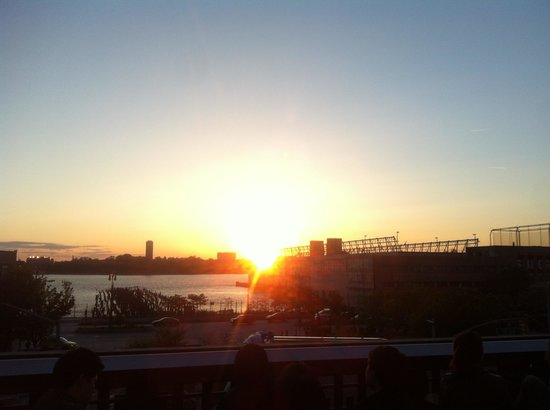 Free Tours by Foot : High line sunset