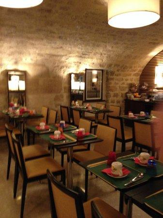 BEST WESTERN Hotel Folkestone Opera: Breakfast room