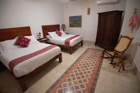 Hotel Posada San Juan: Habitación  Queen #4