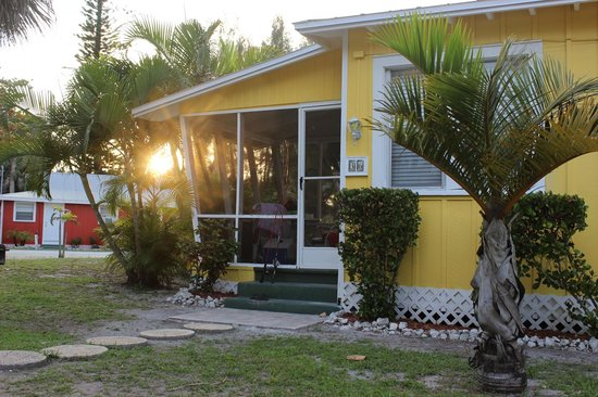 Castaways Cottages of Sanibel: Cottage 36