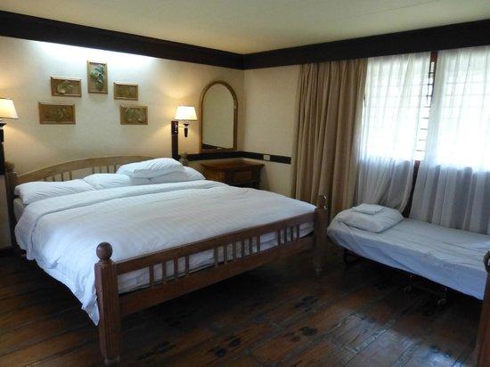 Hidden Valley Springs Resort: casita with loft / extra bed upon request
