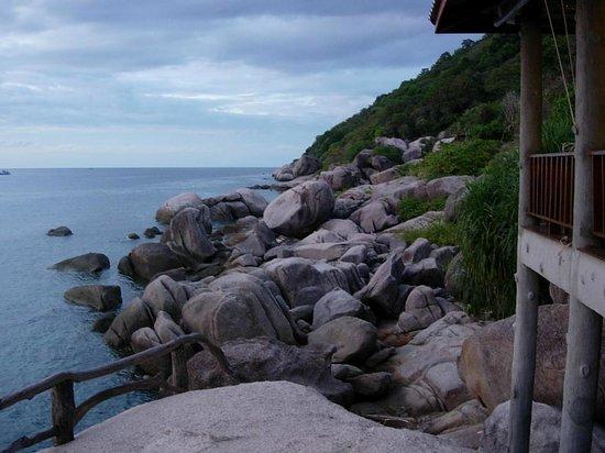 Dusit Buncha Resort: 코 따오의 석양이 가장 아름다운 곳. 두싯 분차 리조트