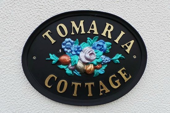 Tomaria Bed and Breakfast: Nice name..