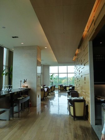Yeouido Park Centre, Seoul - Marriott Executive Apartments: Park Cafe