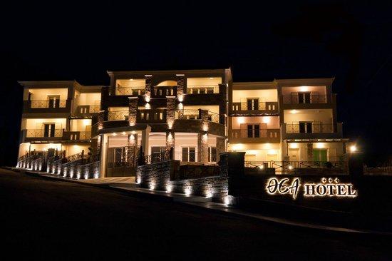 Το ξενοδοχείο Θέα - Studios & Suites