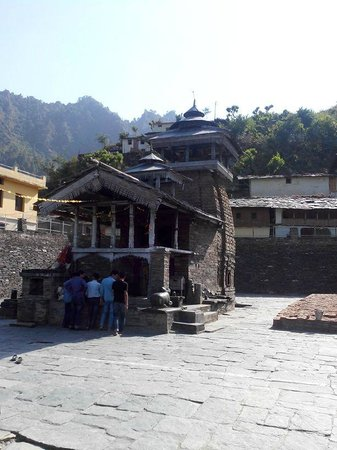 Dehradun District, India: Temple said to be of Pre Mahabharat Era