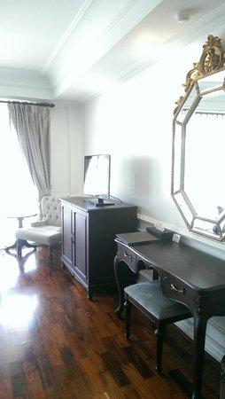 Dhavara Hotel : Deluxe room