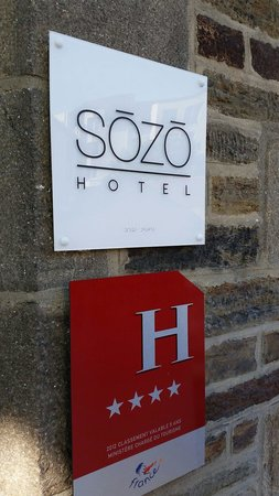 Hotel SOZO : Cool