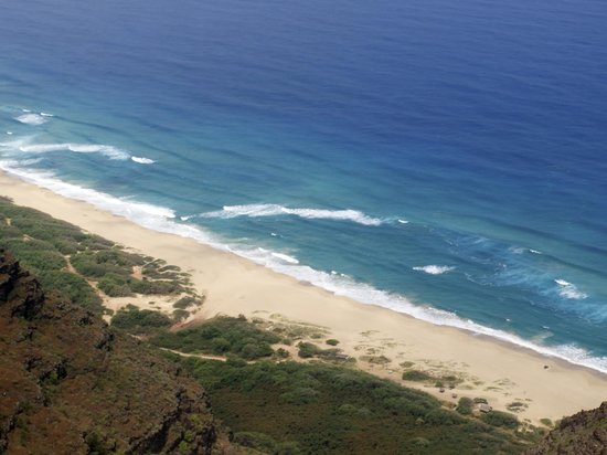 Mauna Loa Helicopters Tours: going towards the coast