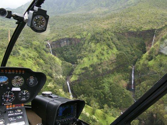 Napali Coast  Picture Of Mauna Loa Helicopters Tours Lihue  TripAdvisor