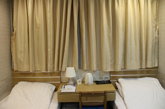 Causeway Bay Inn: Комната