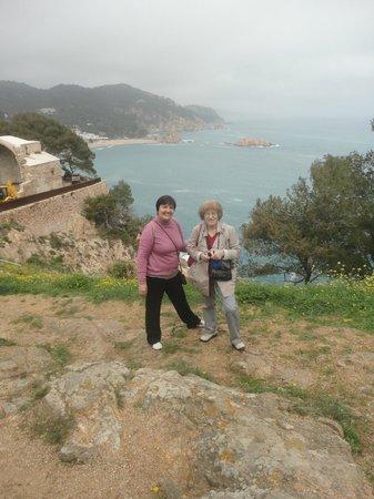 Vila Vella (Old Town): На вершине крепости