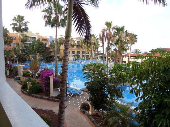 Bahia Principe Costa Adeje : Hotel top pool