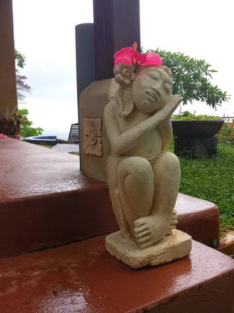 Anamaya Resort & Retreat Center: sleeping girl