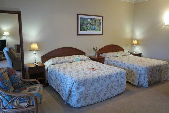 Kalibobo Village : Presidential Bed Room