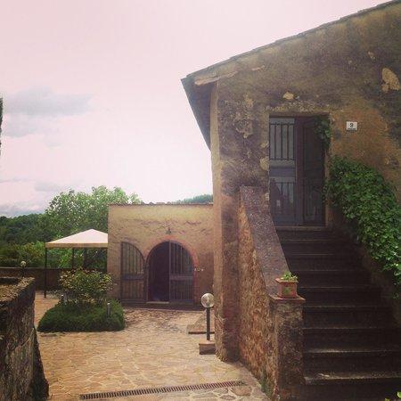 Antico Borgo San Lorenzo: fico apartment