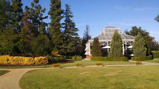 Four Seasons Hotel Westlake Village : Back grounds near Pagoda