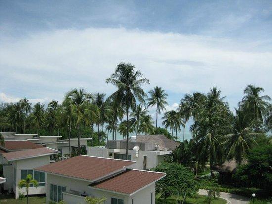 Kantary Beach Hotel Villas & Suites Khao Lak : วิวจากบนห้องพัก