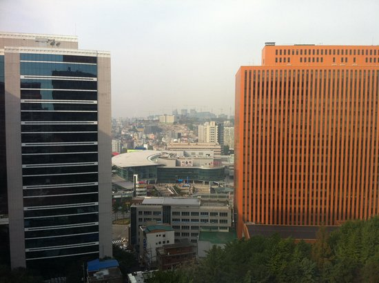 Millennium Seoul Hilton: Forumsky