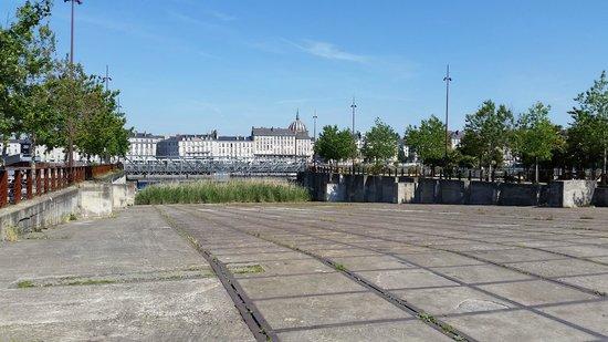 Les Machines de L'ile : vue de la ville